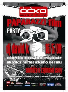 Paparazzi Film Party