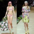 D&G WOMAN FASHION SHOW SUMMER 2011