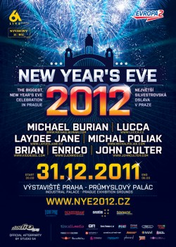 New Year´s Eve 2012 - promo spot