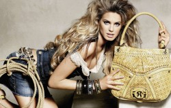 GUESS Accessories - Fall 2011 Campaign