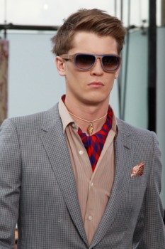 Louis Vuitton Spring Summer 2012 Menswear Show