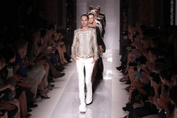 Balmain | Spring Summer 2012 by Olivier Rousteing
